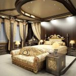 Plafon Kamar Tidur Elegan Mewah