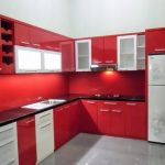 Model Kitchen Set Minimalis Modern