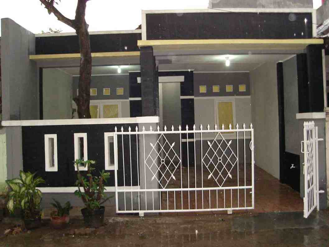 Model Pagar Rumah Minimalis Type 36