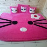 Contoh Karpet Hello Kitty Lucu